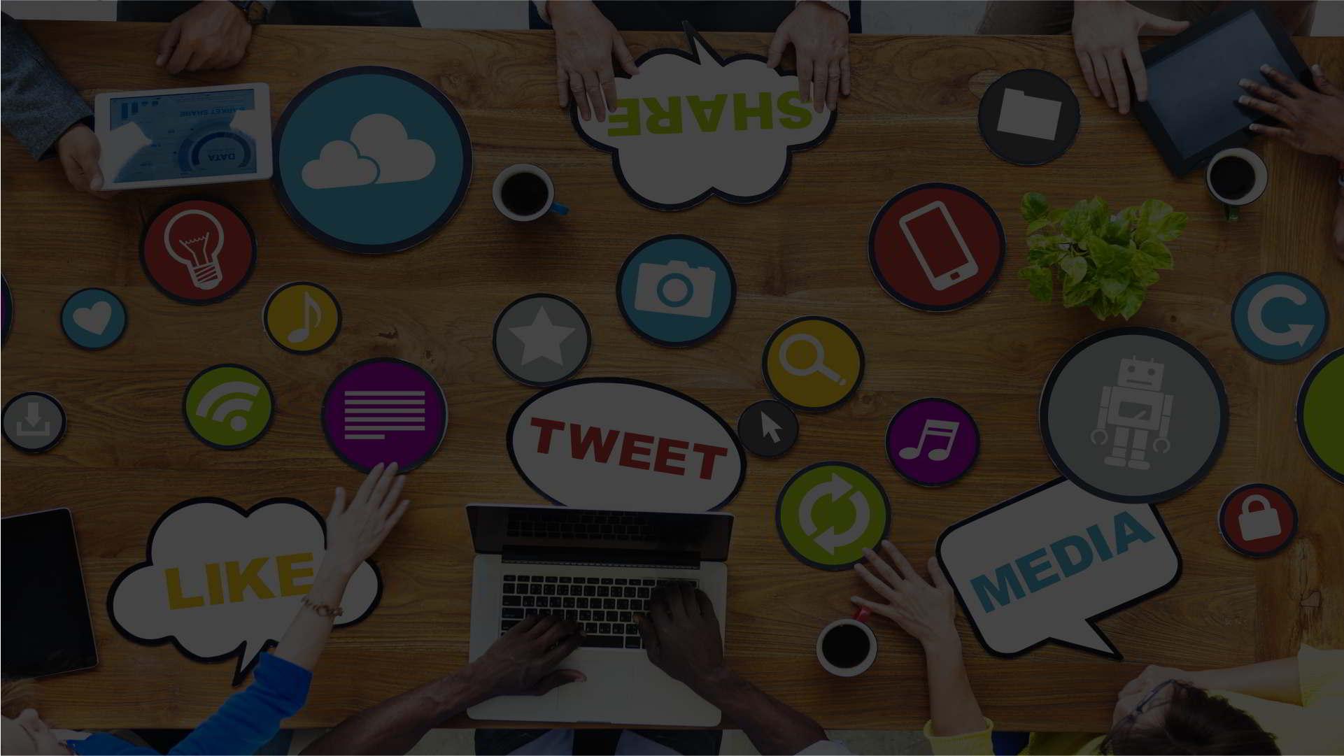 CONTENT & SOCIAL MEDIA